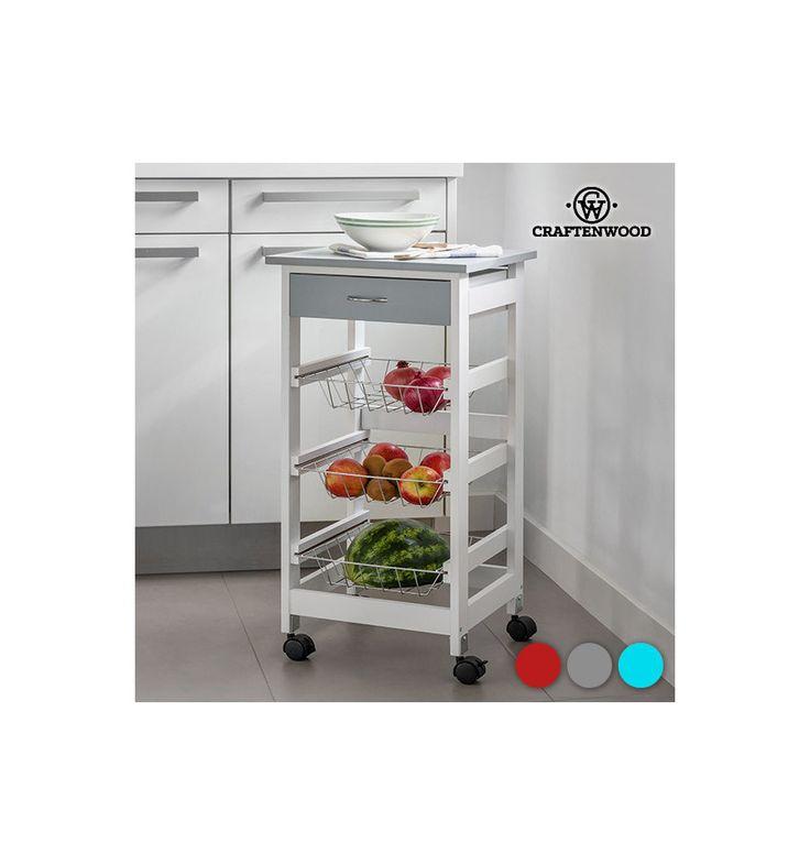 les 25 meilleures id es concernant chariots de cuisine sur pinterest panier de cuisine. Black Bedroom Furniture Sets. Home Design Ideas
