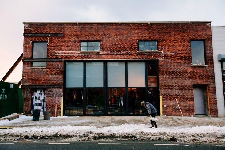94 Wythe Avenue   Kinfolk, Brooklyn