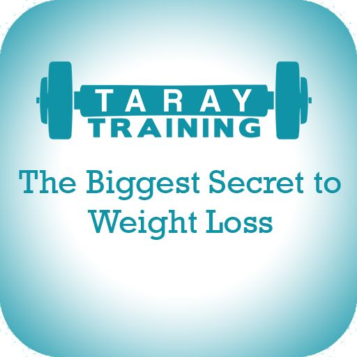 The biggest secret to weight loss REVEALED.