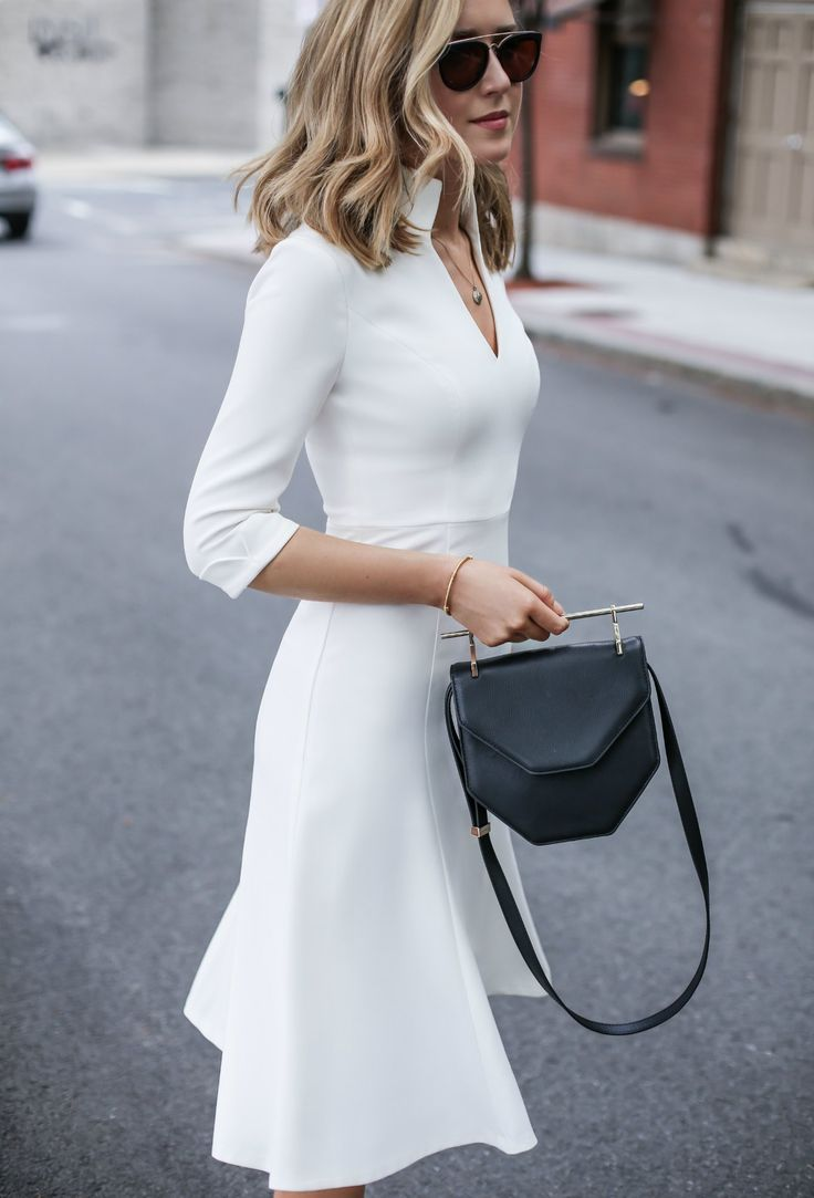 mary orton classic ivory dress