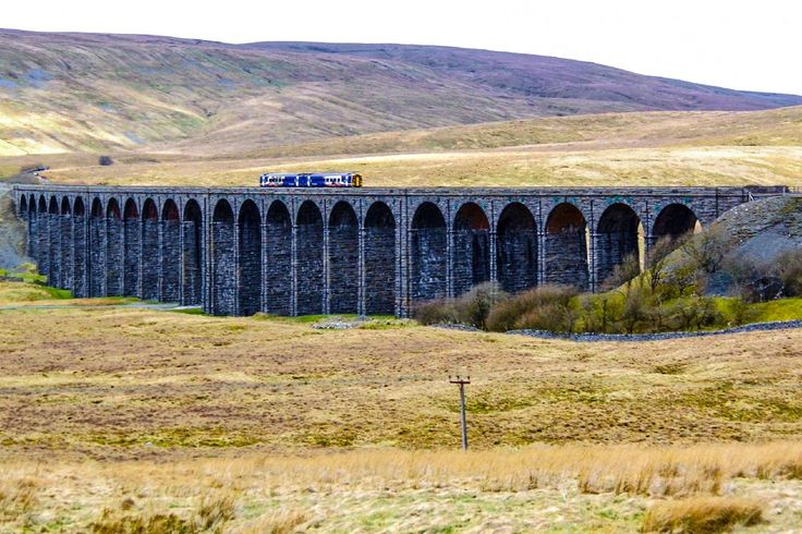 Taken at the Batty Moss - Ribblehead Viaduct, North Yorkshire. I took this in April 2015 and had to wait around for a while for a train to cross as only 7 main line trains cross the viaduct a day. It is also used by freight trains and excursions using steam engines. More of my pictures and information can be seen at, www.colingreenphotography.blogspot.co.uk