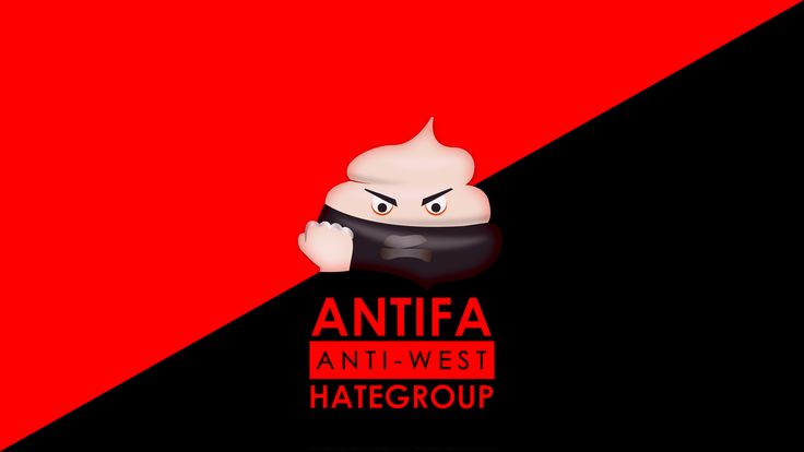 Antifa spoof flag wallpaper in super high 8K resolution. Enjoy.Unedited image is copyright-free - and can be used without restrictions.