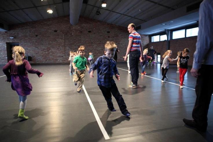 Stary Browar Nowy Taniec dla Dzieci *styczeń 2013 / Old Brewery New Dance for Kids *January 2013