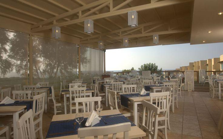 SMARTLINE VASIA VILLAGE - Thalassa main restaurant