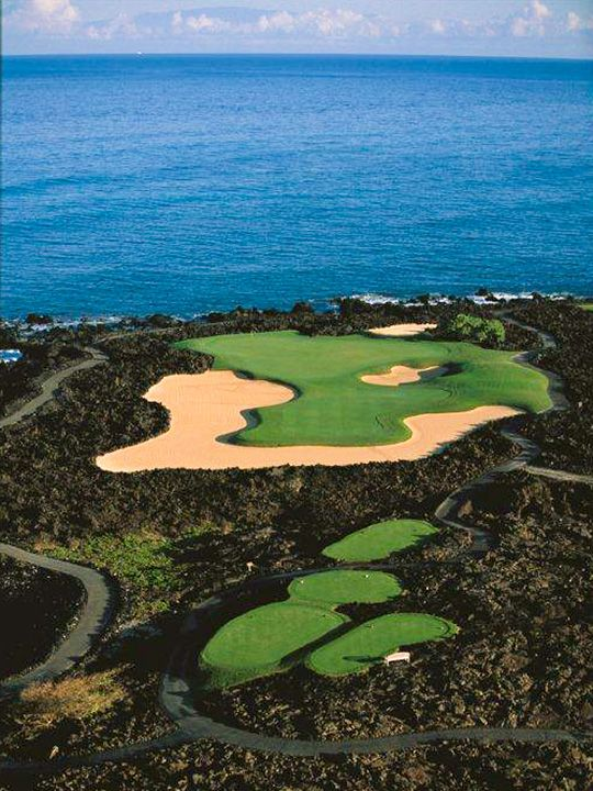 Hualalai Golf Course #Golf #Hawaii