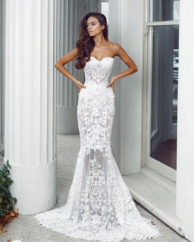 perfect wedding gowns: Best 25+ Luxury Wedding Dress Ideas On Pinterest