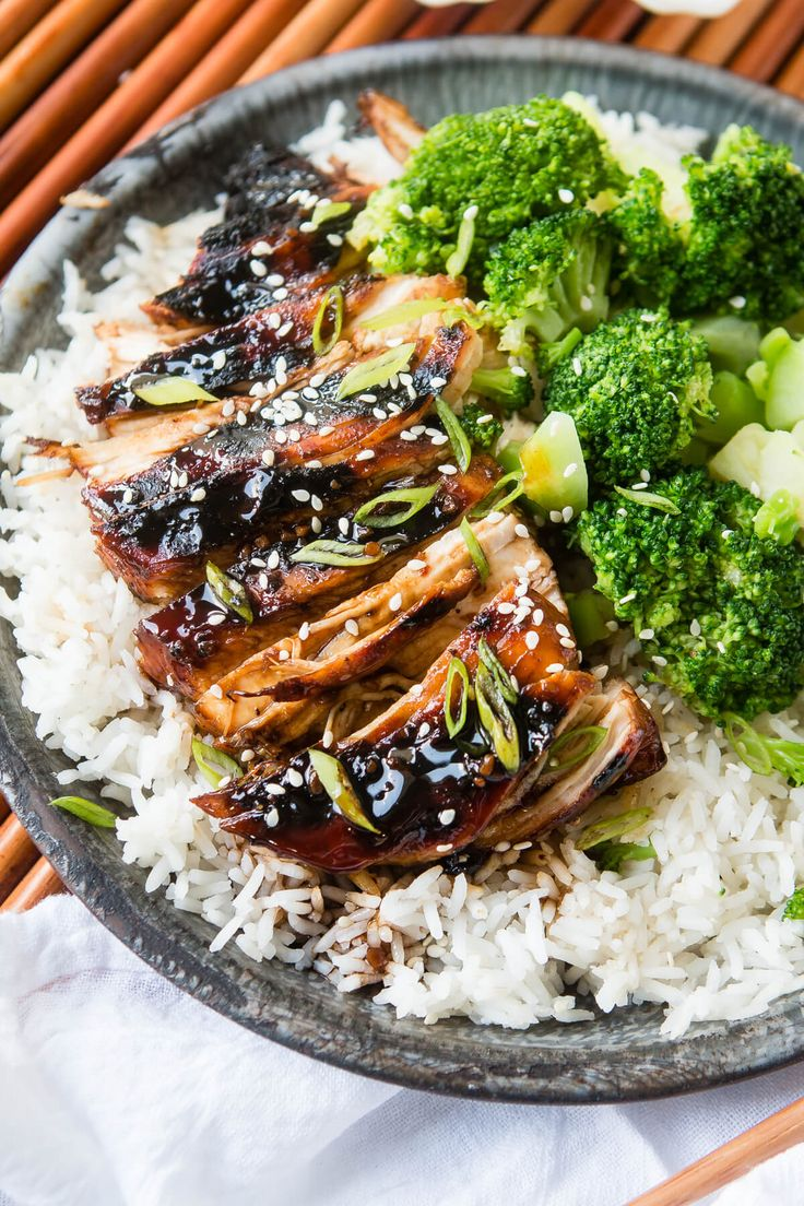 Need a really good recipe for Asian Chicken but don't want a crazy list of ingredients you don't have on hand? Here's Sticky Asian Grilled Chicken Breasts!