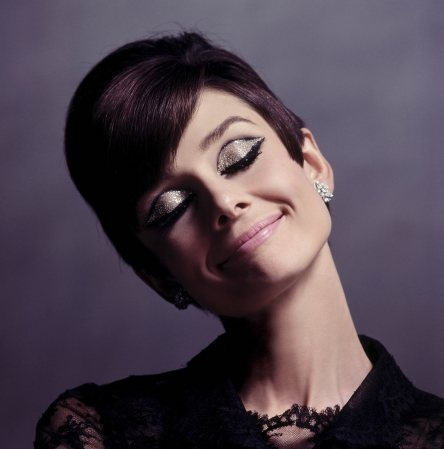 The image from the cover of one of my favourite Audrey books.