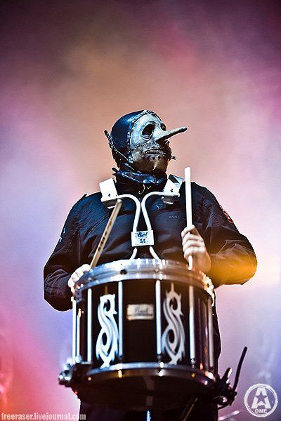Slipknot the best band.  I love them ❤️