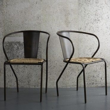 Raw Iron Chair £120