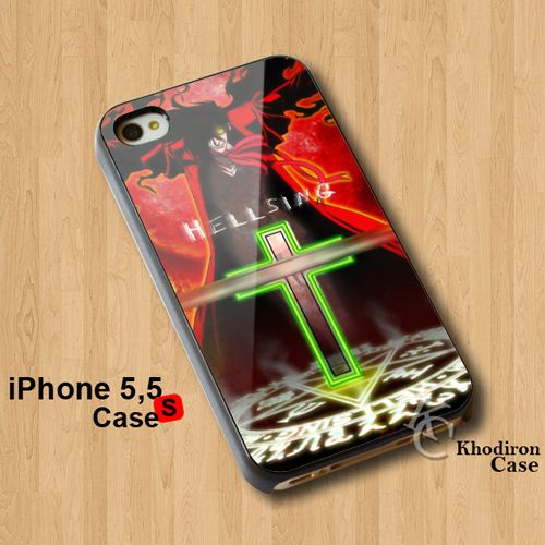 iphone 5 anime cases anime hellsing iphone 5 5s iphone for 14469