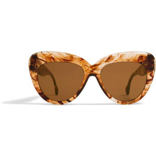 MYKITA COLLABORATIONS - INTERNATIONAL DESIGN COLLABORATIONS ❤ liked on Polyvore featuring accessories, eyewear, sunglasses, mykita, mykita glasses, mykita eyewear and mykita sunglasses