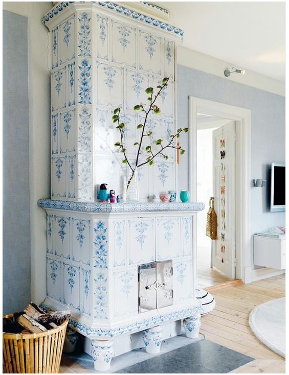 Swedish+Blue+Tile+Stove2.png (565×734)