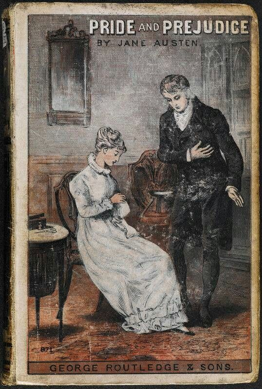 An analysis of pride and prejudice a novel by jane austen