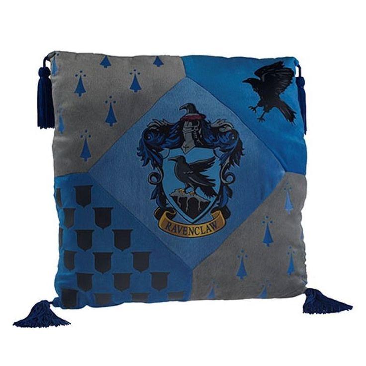 Wizarding World of Harry Potter Ravenclaw Crest Pillow Universal Studios | eBay