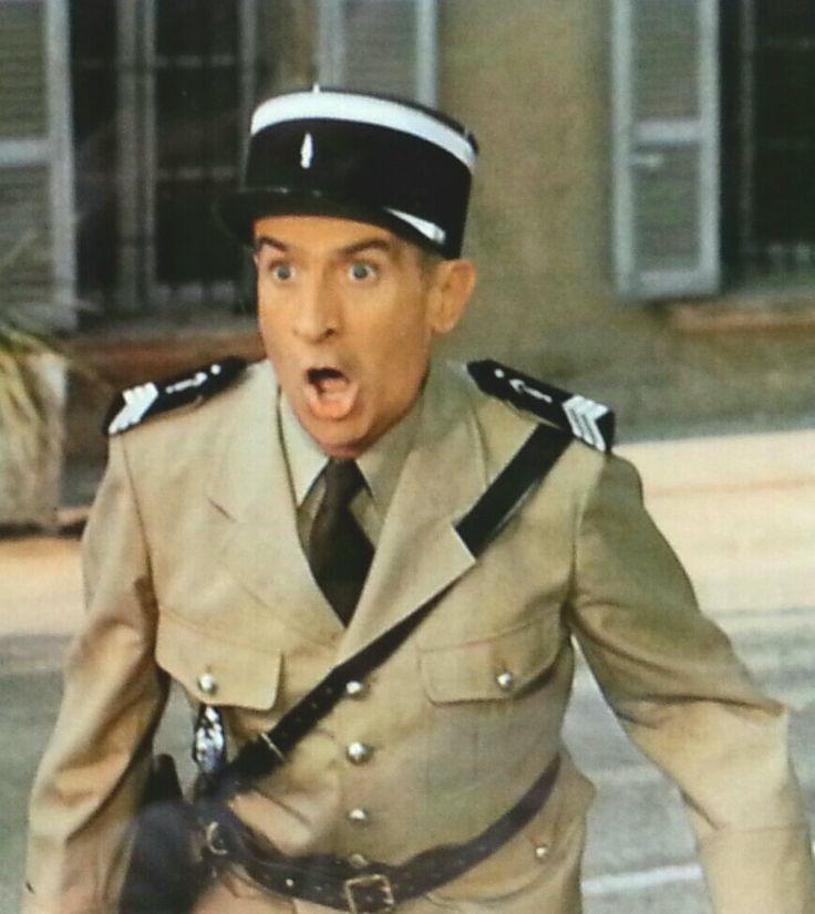 Louis De Funes Der Gendarm Von Saint Tropez