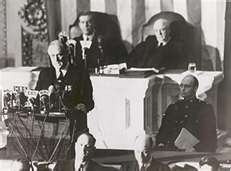 FDR - A Day That Will Live Infamy Speech - Declaring War on Japan after Pear Harbor