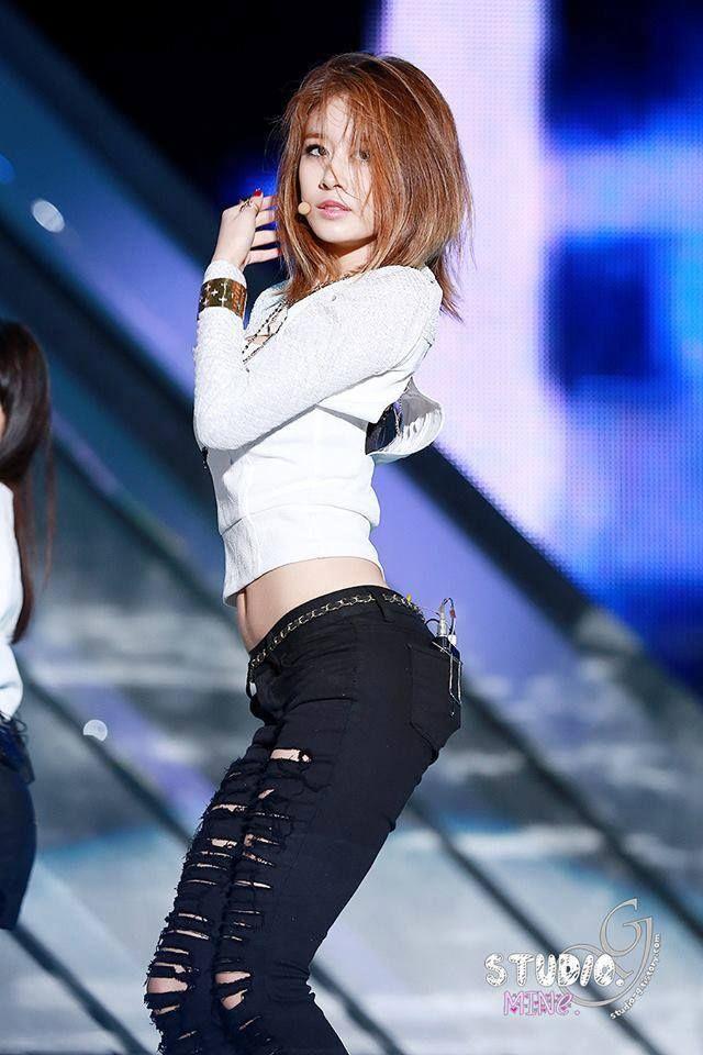 Jiyeon Number 9 ...T Ara Number 9 Jiyeon