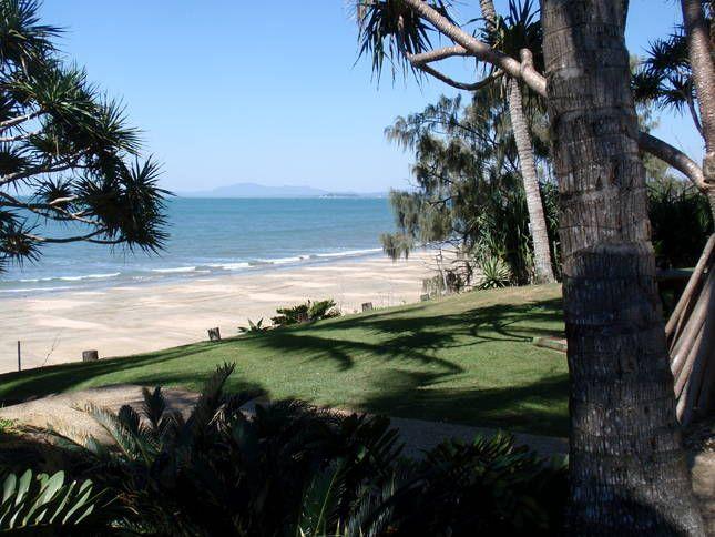 Beachfront Zilzie Holiday Home/Cottage   Emu Park, QLD   Accommodation