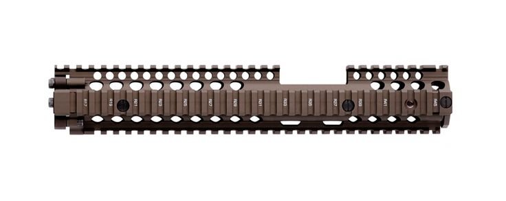 Daniel Defense Rail Interface System (RIS) II for MK18 and M4AI