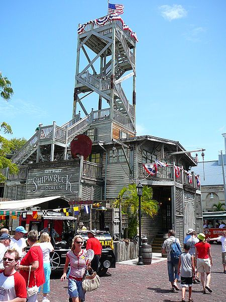 Shipwreck Museum  Key West, Florida-This place was so cool! I want to go back someday, for sure.