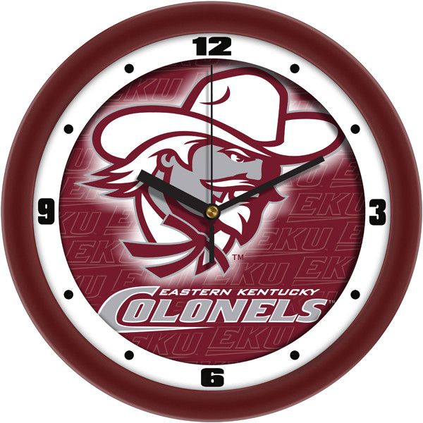 Mens Eastern Kentucky Colonels - Dimension Wall Clock