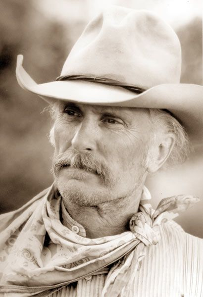 "Robert Duvall as ""GUS"" in Lonesome Dove"