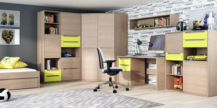 Only - kolekcja idealna do urządzenia pokoju nawet najbardziej wymagającego nastolatka! Nowość marki Meble Wójcik! :) Polecamy!