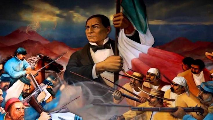 1000 ideas about quien fue benito juarez on pinterest for Benito juarez mural