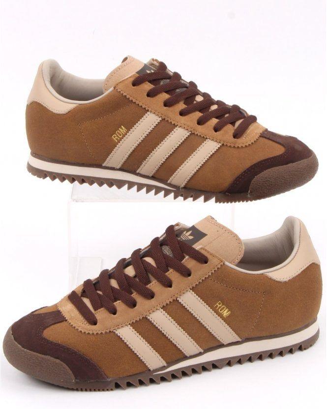 Adidas Originals Rom Mens Leather