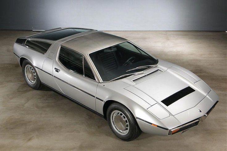 1975 Maserati Bora - 4900 Bora   Classic Driver Market # ...