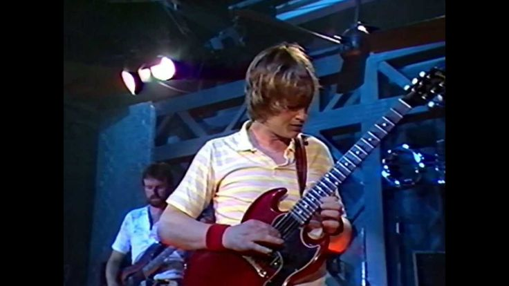 Mike Oldfield - Tubular Bells (Live at Montreux 1981)