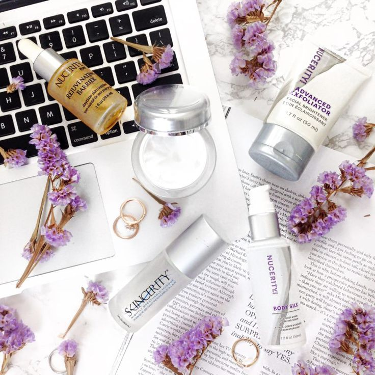 SKINCARE NEWS: SkinCerity by NuCerity