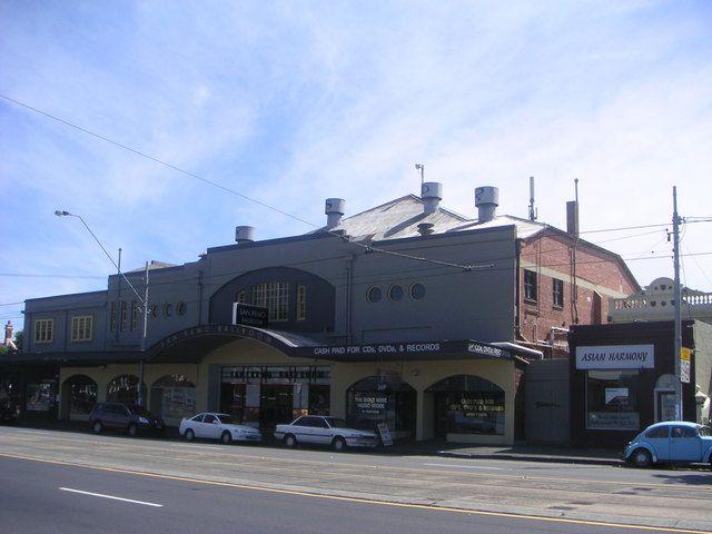 Adelphi Theatre, Melbourne, Australia.
