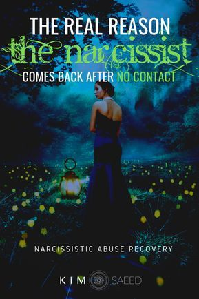 The REAL Reason the Narcissist Comes Back After No Contact | cute