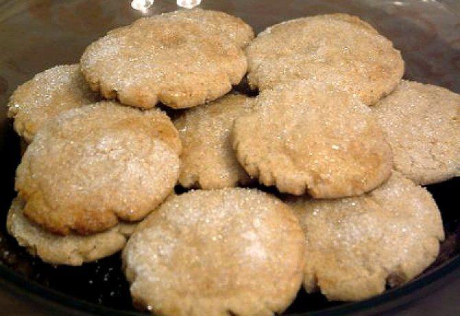 Svéd fahéjas-gyömbéres keksz