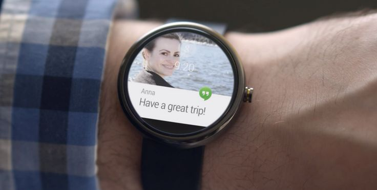 Google Gets into Wearable Tech with Android Wear