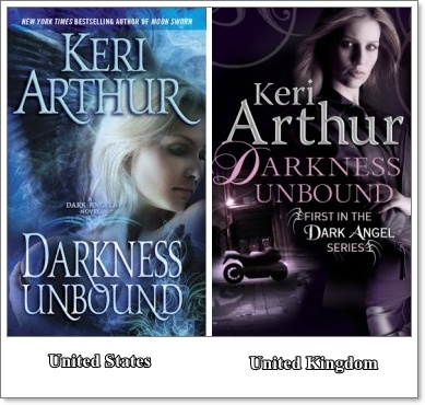 Keri Arthur's Dark Angels series