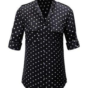 Womens Polka Dot Chiffon Elegant Casual Shirt Blouse #myrrhshop #onlineshoppingnetwork #onlineshopping #onlineshop #blousesandshirts #buyblouse #buyshirt #fashionforwomen #WomensPolkaDotChiffonElegantCasualShirtBlouse http://fashionforwomen.myrrhshop.com/product/womens-polka-dot-chiffon-elegant-casual-shirt-blouse/