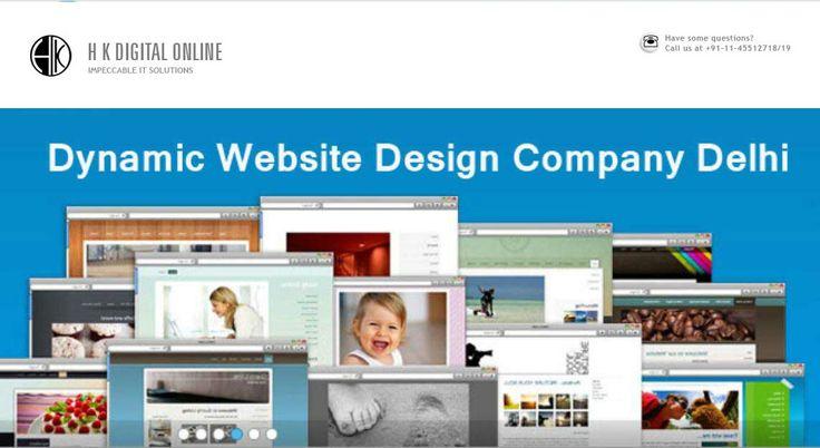 dynamic web seo services