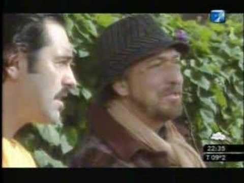 Viejo con árbol - Fontanarrosa
