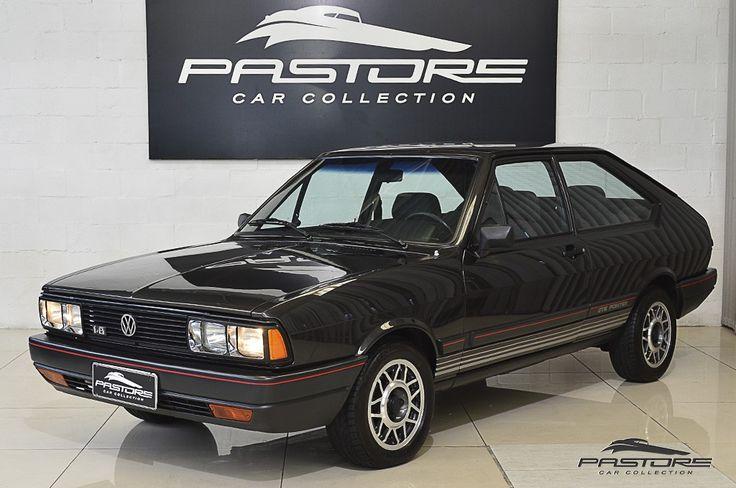 VW Passat GTS Pointer 1989 . Pastore Car Collection