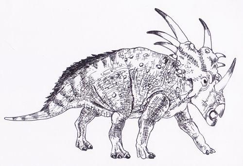 858 best Dinosaur Drawings etc. images on Pinterest