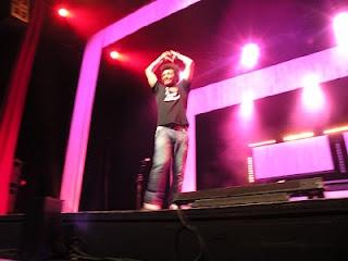 Dreampatricia...sogni d'oro: Kev' Adams, The Young Man Show  Kev Adams à l'Olympia
