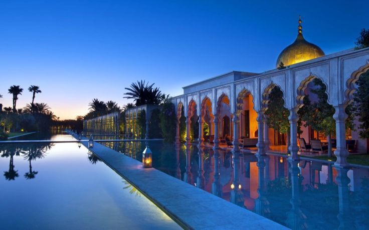 Marrakech Morocco - TripAdvisor 2017 Top World Travel Destination