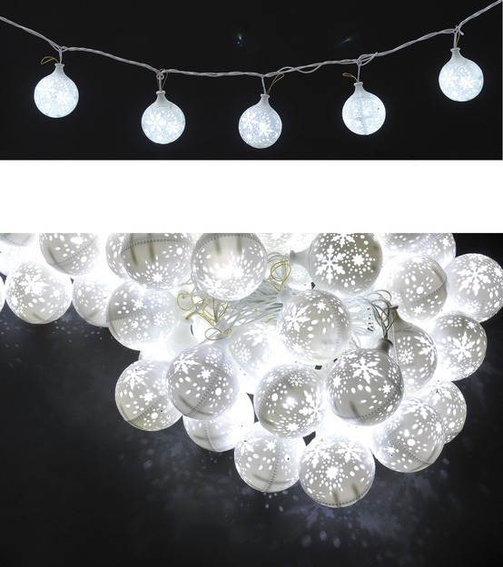 1000+ ideas about Snowflake Lights on Pinterest Xmas decorations, Christmas decor and ...
