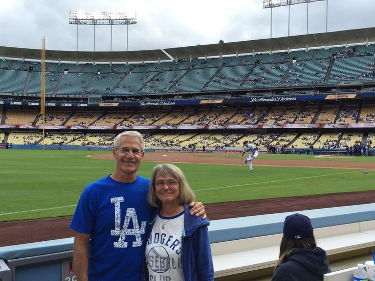 Los Angeles Dodgers Seating Guide - Dodger Stadium - RateYourSeats.com