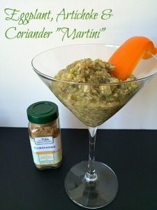 Recipe Redux: Skinny Dipping with Coriander and Allspice