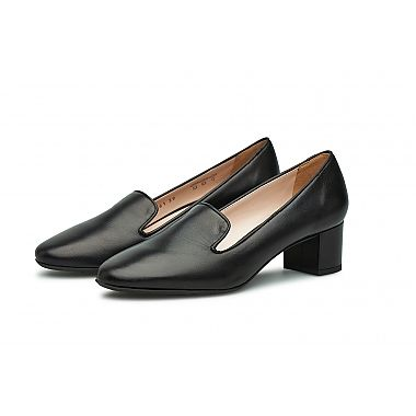 Mauro Teci High Front Loafer - The beautifully hand made Mauro Teci high front shoe, offers protection from weather elements and looks particularly stunning with a pant.  For our full collection visit http://www.louisemshoes.com. #louisemshoes