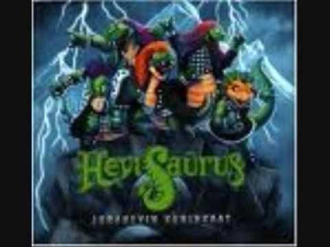 hevisaurus - mörrimöykky (M -laulu)